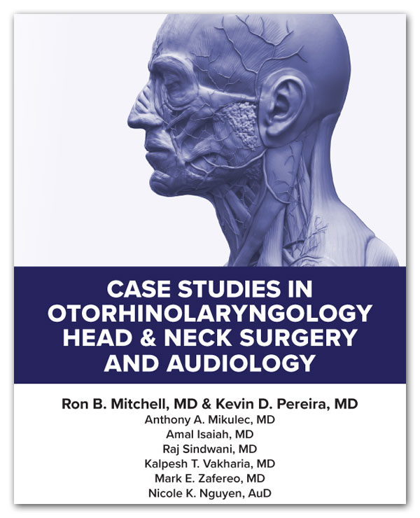 Case Studies in Otolaryngology book cover